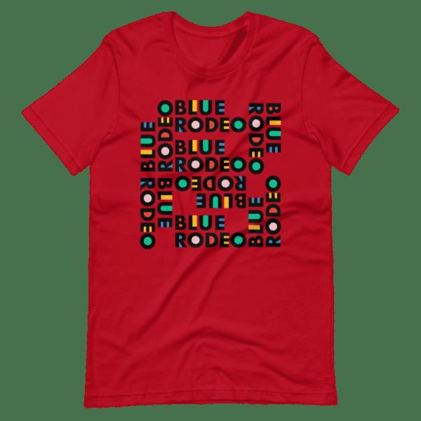Unisex Premium T Shirt Red Front 60c28d90d8a2b